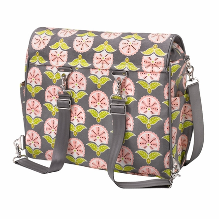 Abundance Boxy Backpack Diaper Bag - Weekend in Windsor