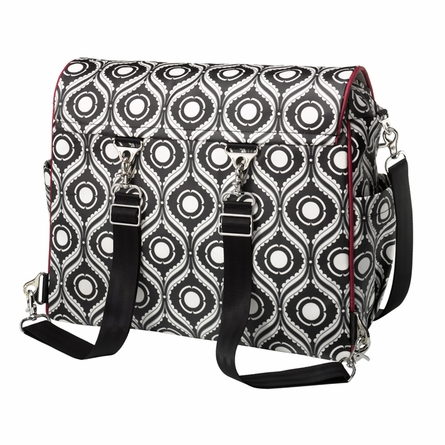 Abundance Boxy Backpack Diaper Bag - Evening in Islington