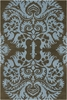 Acanthus Amy Butler Rug
