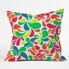 Acapulco Throw Pillow