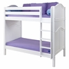 Addison Curved Panel High Bunk Bed