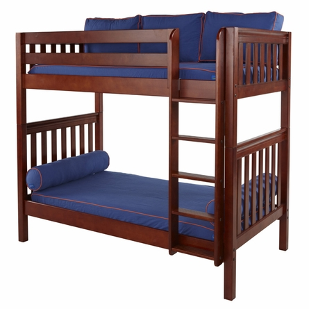 Addison Slatted High Bunk Bed