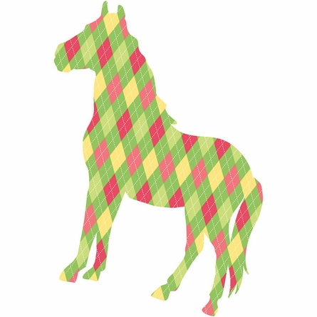 Addison the Horse Peel & Stick Wall Decals