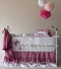 Adele Linen Whisper 3-Piece Crib Bedding Set