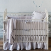 Adele Linen 3-Piece Crib Bedding Set