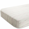 aden + anais Bamboo Crib Sheet in Tranquility Beads
