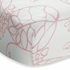 aden + anais Bamboo Crib Sheet in Tranquility Leafy