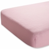 aden + anais Bamboo Crib Sheet in Tranquility Solid Rose