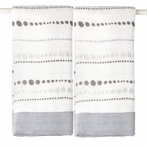 aden + anais Bamboo Issie in Moonlight Bead 2-Pack