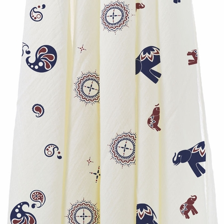 aden + anais Bamboo Swaddle Wrap 3-Pack in Diwali