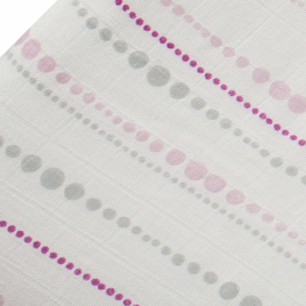 aden + anais Changing Pad Cover in Tranquility Beads