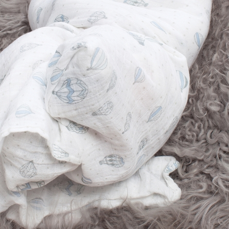 aden + anais Classic Night Sky Swaddle Wrap 4-Pack