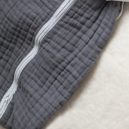 aden + anais Cozy Sleeping Bag in Dream in Grey