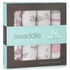 aden + anais For the Birds Swaddle Wrap 4-Pack