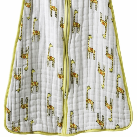 aden + anais Jungle Jam Cozy Sleeping Bag in Giraffe