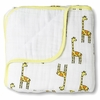 aden + anais Jungle Jam Dream Blanket in Giraffe & White