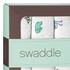 aden + anais Jungle Jam Swaddle Wrap 4-Pack