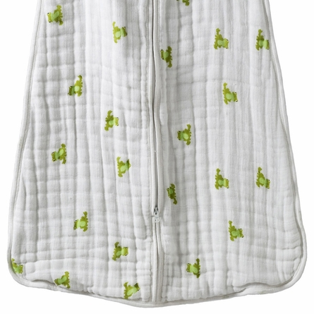 aden + anais Mod About Baby Cozy Sleeping Bag in Frog