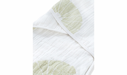 aden + anais Oasis Organic Easy Swaddle