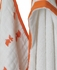 aden + anais Splish Splash Hooded Towel & Washcloth Set in Orange