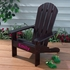 Adirondack Chair in Espresso