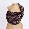 Adjustable Baby Sling in Brown Berry