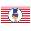 Adorable Me July 4th Boy Personalized Placemat