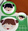 Adorable ME Placemat - Boy or Girl