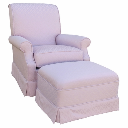 Adult Club Glider Rocker - Gemstone
