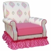 Adult Club Glider Rocker - Moon Star