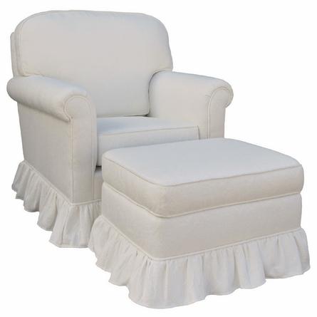 Adult Continental Glider Rocker - Majestic