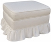 Adult Continental Gliding Ottoman - Majestic