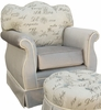 Adult Empire Glider Rocker - Provence