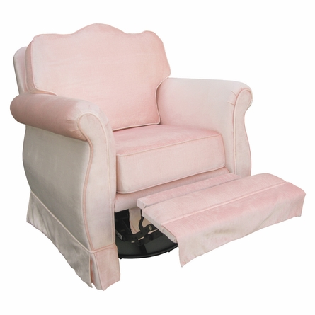 Empire Recliner - Aspen Pink