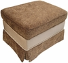 Adult Empire Stationary Ottoman - Royale