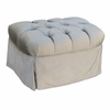 Adult Park Avenue Half Moon Ottoman