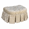 Park Avenue Stationary Ottoman - Firenze
