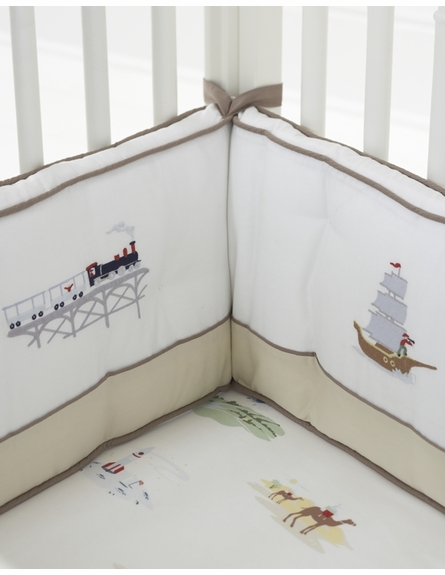 Adventure Crib Bedding Set