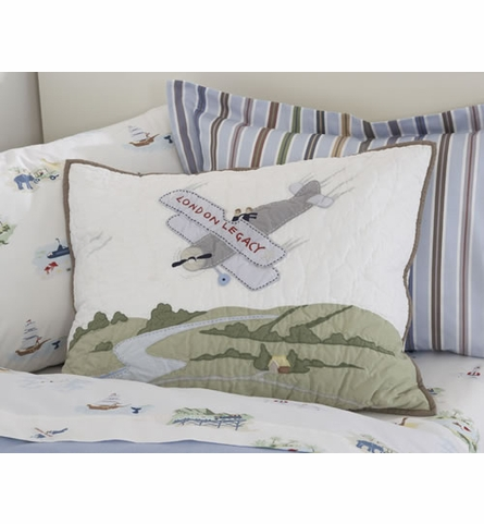 Adventure Reversible Twin Duvet Cover