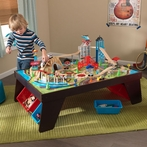AeroCity Train Set & Table