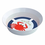 Ahoy Crabby Personalized Kids Bowl