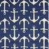 Ahoy Indoor/Outdoor Rug in Navy