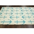 Ahoy Indoor/Outdoor Rug in White