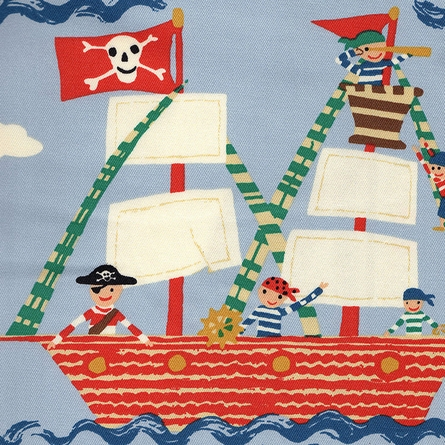 Ahoy! Messenger Diaper Bag