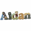 Aidan Monkey Dots Hand Painted Wall Letters