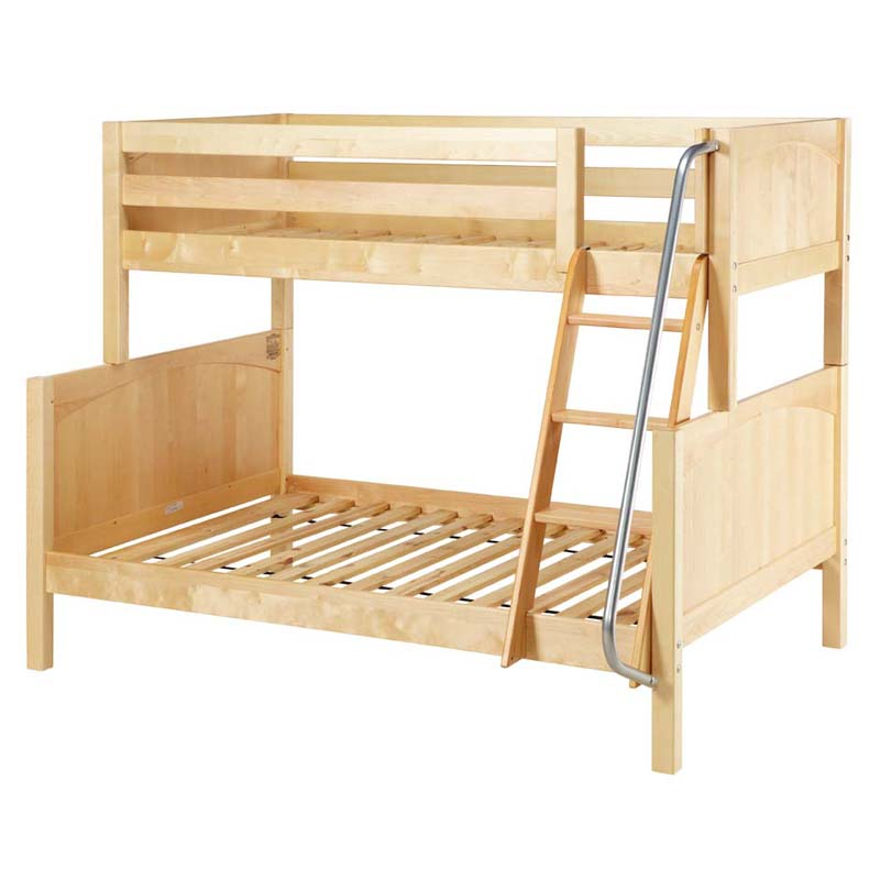 Slope Twin over Full Bunk Bed RosenberryRooms