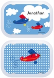 Airplane Changeable Faceplate