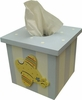 Airplane Tissue Box Cover