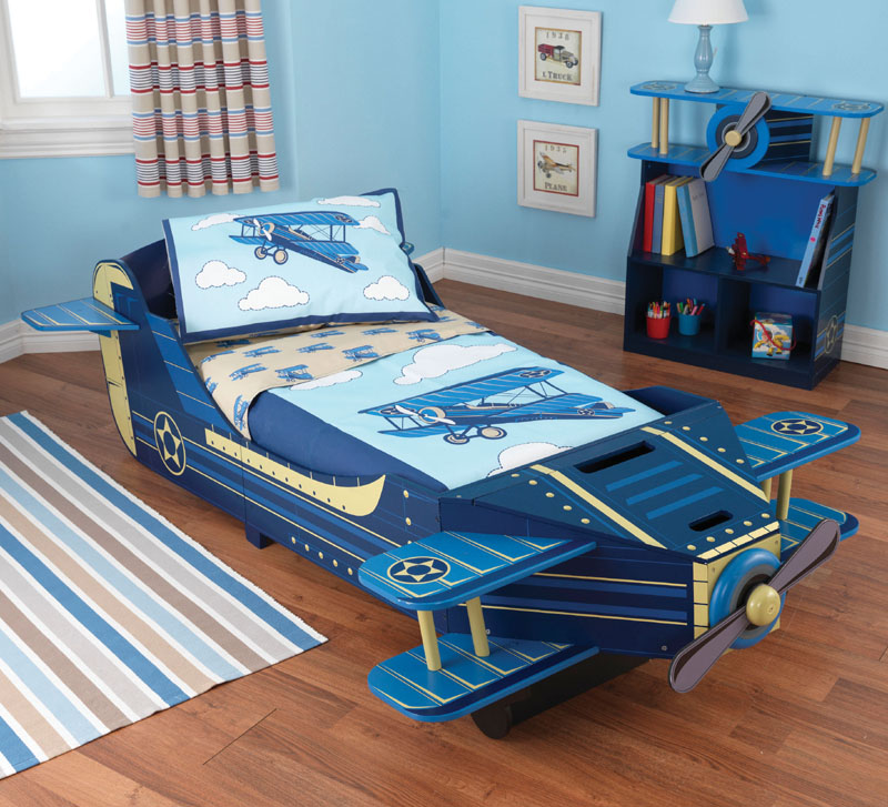 Airplane Toddler Bed By KidKraft