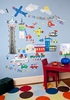 Airport Peel & Place Wall Stickers